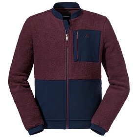 Schöffel Stavanger Fleece Jacket Men sassafras